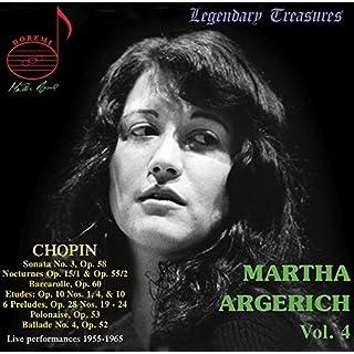 Martha Argerich Vol. 4 - Chopin