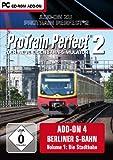 Produkt-Bild: Pro Train Perfect 2 - Add-On 4 Berliner S-Bahn Vol. 1 Die Stadtbahn