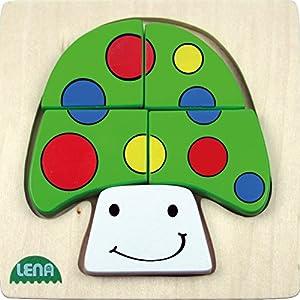 Lena - Puzzle de Madera (32138)