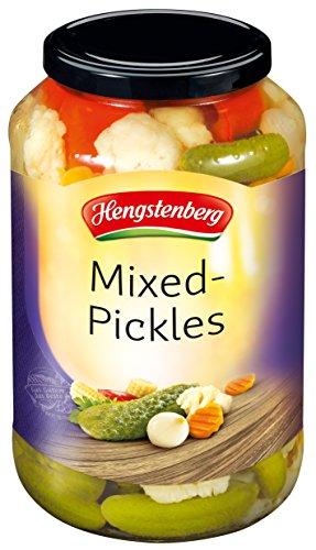 Hengstenberg Mixed Pickles, 3er Pack (3 x 2.45 kg)