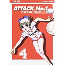 Attack No. 1: 4 (J-POP)