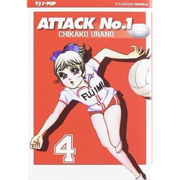Attack No. 1: 4