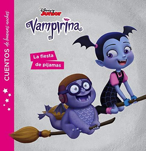 Vampirina. Cuentos de buenas noches. La fiesta de pijamas