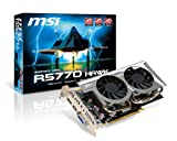 MSI R5770-Hawk 1GB GDDR5 Grafikkarte Full Retail