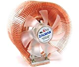 Zalman Computer Noise Prevention System with Silent Fan Pure Copper Heatsink CPU Cooler CNPS9500AT