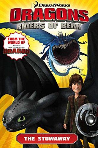 Dreamworks' Dragons: Riders of Berk (How to Train Your Dragon TV) por Simon Furman