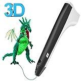 Penna 3D, Tecboss Penna per Stampa 3D Compatibile con Filamento PLA / PCL