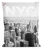 Sitzsack Brava Big Bag NYC 130x170cm schwarz