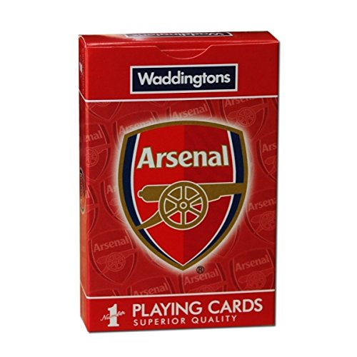 Arsenal F.c. Playing Cards by Official Football Merchandise
