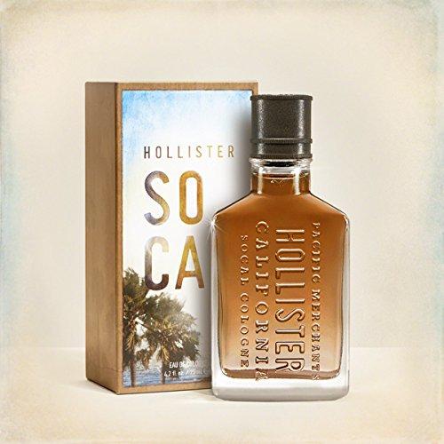 Hollister Socal Men Cologne 50 ml - NEU & Original - Parfüm Hollister