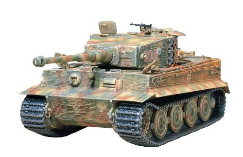 Tamiya Models Tiger I (Sd kfz 181)