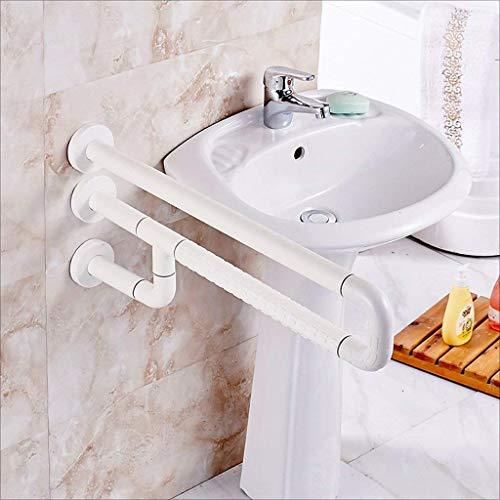 Oanzryybz Hohe Qualität Basin Geländer Waschbecken Badezimmer Sicherheit Geländer Kissen Bad toiletless Griff A +