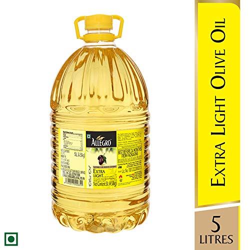 ALLEGRO Olive Oil Extra Light, 5 LTR