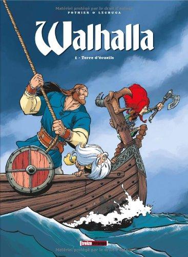 Walhalla - Tome 01 : Terre d'écueils