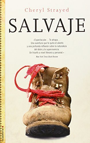 Salvaje (Spanish Edition) by Cheryl Strayed (2013) Paperback