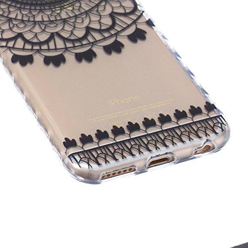 ZeWoo TPU Schutzhülle - BF031 / I Love Giraffe - für Apple iPhone 6 (4,7 Zoll) Silikon Hülle Case Cover BF035 / Spezielles Muster