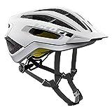 Scott Fuga Plus XC MTB Fahrrad Helm weiß 2018: Größe: S (51-55cm)