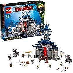 Lego Ninjago Tempio delle Armi Finali,, 70617