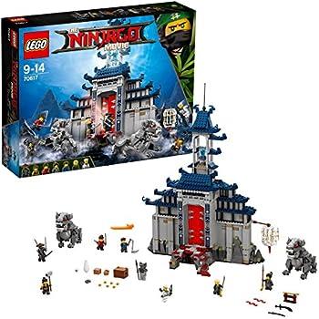 Lego Ninjago - Le temple de l'arme ultime suprême - 70617 - Jeu de Construction