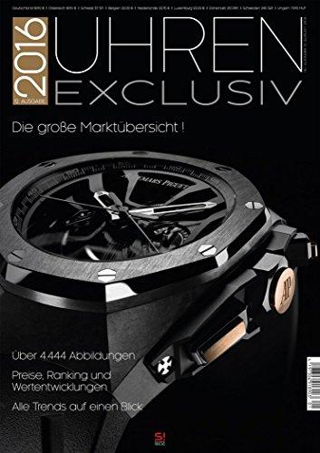 Uhren Exclusiv Uhrenkatalog 2015