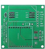Easy to assemble DIY M590E GSM GPRS وحدة الاتصالات كيت المزدوج الفرقة 900/180 0MHZ 85.6. kbit/s ل 5 قطع Conven