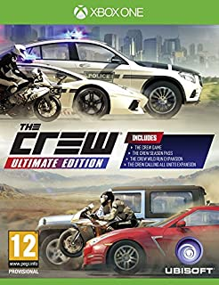 The Crew Ultimate Edition Greatest Hits (Xbox One) (B01N7R32V4) | Amazon Products