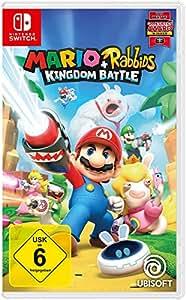 Mario & Rabbids Kingdom Battle - [Nintendo Switch]