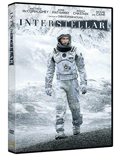 Interstellar [DVD et copie digitale] [DVD]