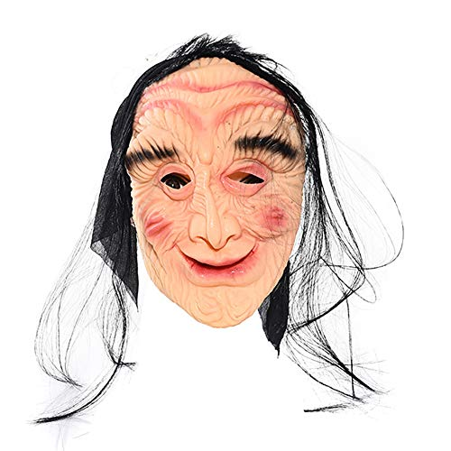 iTemer Horror Maske Gummi Halloween Fancy Dress Kostüm Masken Thema Party Maske