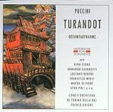 Puccini: Turandot (Gesamtaufnahme) (italienisch) (Aufnahme Turin 1937)