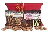 Edelmond Genießer Schokoladen Geschenk-Set. 100% Bio-Kakaobohnen, die Geschenkidee für Mann & Frau. Ideal zum Muttertag oder zum Geburtstag