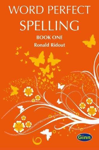 Word Perfect Spelling Book 1 (International) (Word Perfect Spelling International New Edition)