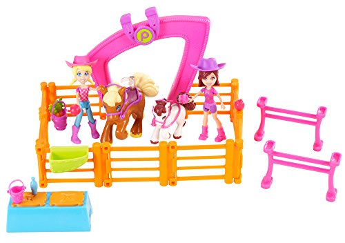 mattel-polly-pocket-x7175-polly-e-le-sue-amiche-a-cavallo