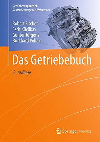 Das Getriebebuch (Der Fahrzeugantrieb)