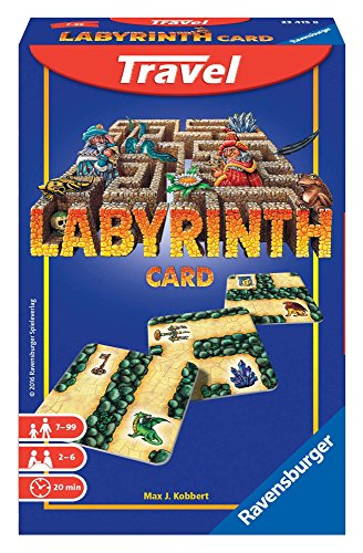 Ravensburger - Labyrinth Travel
