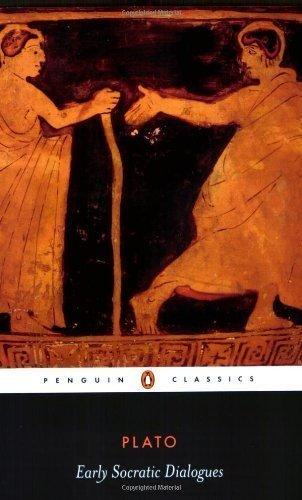 Early Socratic Dialogues (Penguin Classics) by Plato (2005) Paperback