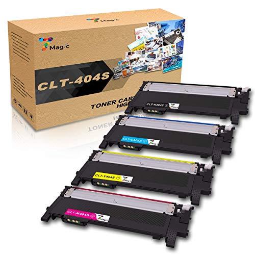 CLT 404,7Magic Tóner Compatible Samsung CLT P404C