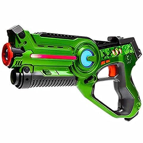 Light Battle Active pistolet jouet infrarouge vert -