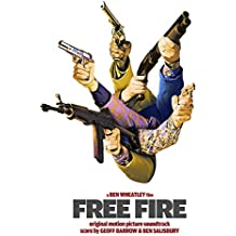 OST-Free Fire (2LP+MP3,silberfarben) [Vinyl LP]