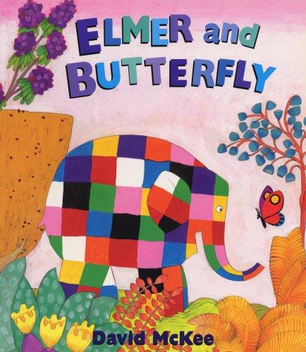 Elmer And Butterfly por David McKee
