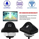 leshp Universal telecamera posteriore wireless 170° Visione notturna Auto Senza Fili Di Retromarcia Sistema Mini Auto macchina fotografica