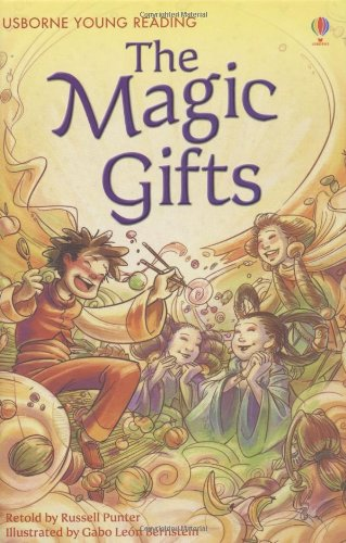 The magic gifts : a folk tale from Korea