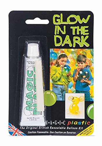 Preisvergleich Produktbild Magic Plastic - Glow in the dark