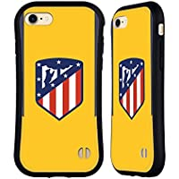 Official Atletico Madrid Away 2017/18 Crest Kit Hybrid Case for Apple iPhone 7 / iPhone 8