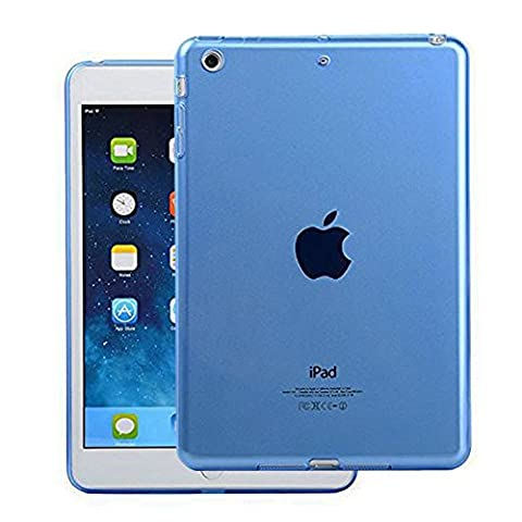 FAS1 iPad Mini Hülle, Neue Klare Weiche TPU Gel Silikon iPad Schutzhülle Back Case Skins Schutz Für Apple iPad Mini 1/2/3