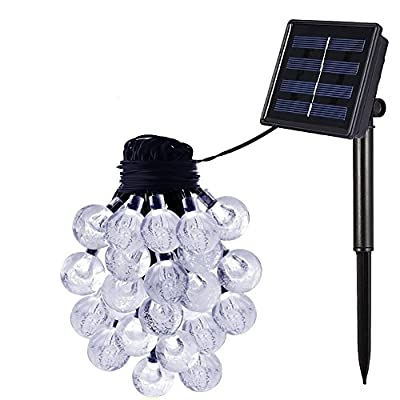 OxyLED Solar String Lights