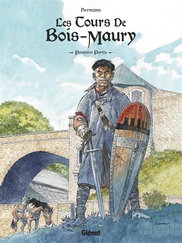 Les Tours de Bois-Maury - Intégrale Tome 01 à Tome 05 : Premiere partie par Hermann