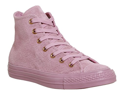 Converse  Ct Core Lea Hi,  Sneaker unisex adulto Orchid Smoke Glacial Grey Exclusive