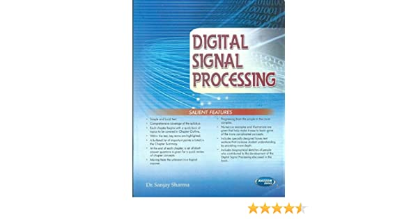 Digital Signal Processing By Sanjay Sharma Ebook
