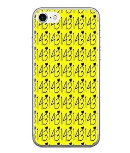 PrintVisa Be Still My Heart High Gloss Designer Back Case Cover for Apple iPhone 6s Plus :: Apple iPhone 6s+